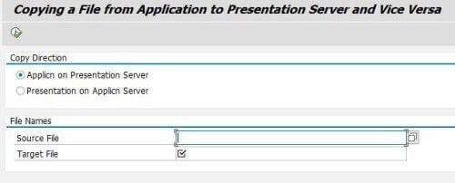 4 Alternatives To ABAP Download Files From AL11 In SAP