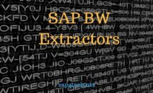 The Full List Of Important SAP BW Tables (Warehouse Tables)